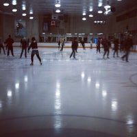 Photo taken at West End Ice Rink by Landon H. on 11/26/2011