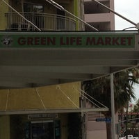 Photo taken at Green Life Market by Jack C. on 4/25/2012