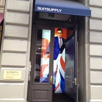 Photo taken at SuitSupply by Pete on 7/5/2012