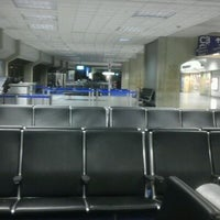 Photo taken at Gate C4 by Achilles B. on 9/6/2011