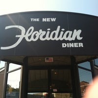 Photo taken at Floridian Diner by Lady V. on 8/19/2011