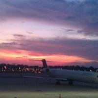 Photo taken at Gate C15 by Vee on 8/6/2012