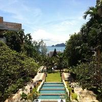 Photo taken at Amari Vogue Resort by Cho B. on 9/5/2011