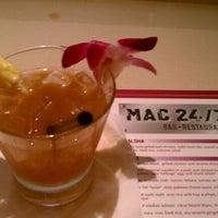 Photo taken at MAC 24/7 by Kristi P. on 11/3/2011
