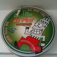 Photo taken at La Tour De Pizz' by Seif on 11/20/2011