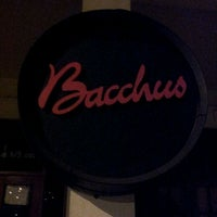 Photo taken at Bacchus by Vitor P. on 10/8/2011