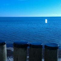 Photo taken at Fanizzi's by the Sea by Stephen M. on 1/1/2012