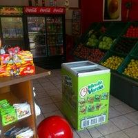 Photo taken at La Boutique de la fruta by Sergio Felipe Z. on 8/12/2012