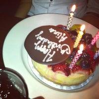 Photo taken at The Keg Steakhouse + Bar - Keg Mansion by Alina C. on 5/9/2012