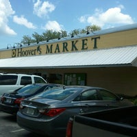 Photo taken at Hoover's Market by Phillip M. on 7/29/2012