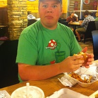 Photo taken at Cook-Out by Matt A. on 9/5/2011