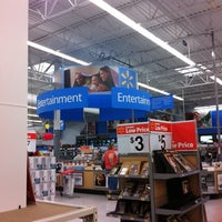 Photo taken at Walmart Supercenter by Werita F. on 8/7/2011
