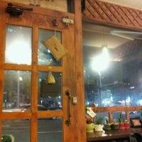 Photo taken at 맘C 좋은 아저씨가 내려주는 기분좋은 Coffee by 진수 박. on 11/29/2011