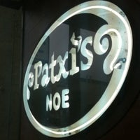 Photo taken at Patxi's Pizza by Mike D. on 3/28/2011