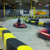 Photo taken at Pole Position Raceway by Darrell E. on 12/30/2011