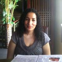 Photo taken at Thai Basil by Sabrina C. on 4/9/2012