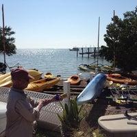 Photo taken at Captiva Kayak by Ross T. on 4/3/2012