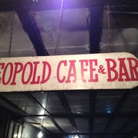 Photo taken at Leopold Café by Werner V. on 11/12/2011