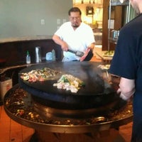 Photo taken at Hot Iron Mongolian Grill by Micah L. on 8/16/2011