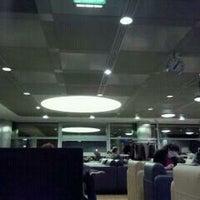 Photo taken at Lufthansa Business Lounge A (Schengen) by Sam B. on 11/20/2011