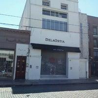 Photo taken at De La Ostia by Eduardo Q. on 10/30/2011