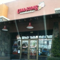 Photo taken at Cold Stone Creamery by Risse S. on 4/8/2011