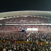 Photo taken at Allianz Stadium by Alicia d. on 12/8/2011