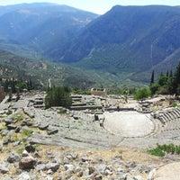Photo taken at Temple of Apollo by Daniel K. on 8/28/2012