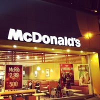 Photo taken at McDonald's by John S. on 11/7/2011
