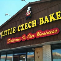 Photo taken at Czech Stop by Beth S. on 4/18/2012
