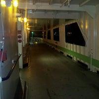 Photo taken at Crown Point Bridge Ferry by Zach H. on 10/3/2011