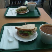 Photo taken at Muntean's Sandwiches and Soups by Jaime M. on 6/18/2012