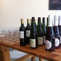 Photo taken at Vine Wine by Janiejaner G. on 4/9/2011