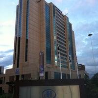 Photo taken at Hilton Glasgow by Sean G. on 7/23/2011