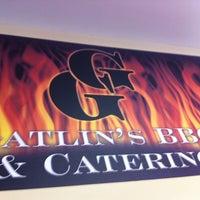 Photo taken at Gatlin's BBQ by Matthew R. on 7/23/2011