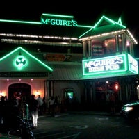Photo taken at McGuire's Irish Pub of Destin by Kim D. on 10/14/2011
