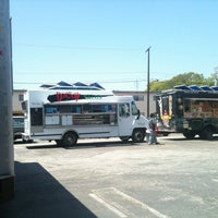 Photo taken at Westside Food Truck Central by C. A. on 5/22/2012