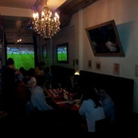 Photo taken at Tezgah Kitapevi Cafe Bar by Tezgah T. on 5/25/2012
