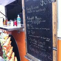 Photo taken at Big Cheese Truck by Devon S. on 4/22/2011