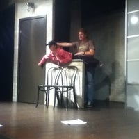 Photo taken at Second City Hollywood by Shaun L. on 3/24/2012