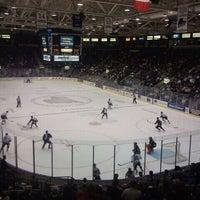 Photo taken at Germain Arena by Jeff B. on 1/23/2011