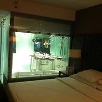 Photo taken at Sheraton Lisboa Hotel & Spa by Maud S. on 11/18/2011