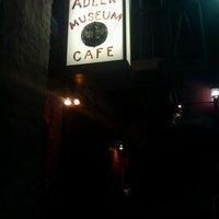 Photo taken at Specs' Twelve Adler Museum Cafe by Holden K. on 12/16/2011