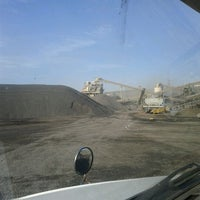 Photo taken at lafarge montreal est by ritchot s. on 11/22/2011
