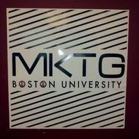 Photo taken at Boston University Student Activities Office (BU SAO) by Chris G. on 9/1/2011