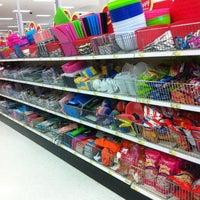 Photo taken at Target by Lauren F. on 2/24/2012