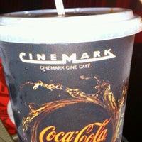 Photo taken at Cinemark by Cesar d. on 6/23/2012