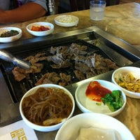 Photo taken at Cham Sut Gol Korean BBQ by Jimmy N. on 8/25/2012