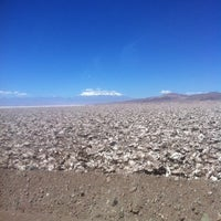 Photo taken at Salar de Atacama by Osvaldo E. on 4/4/2012