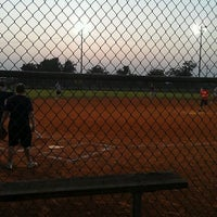Photo taken at Houston Sportplex by John N. on 4/5/2012